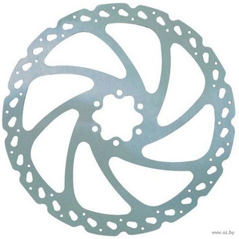 """Тормозной диск велосипедный """"DB-01"""" (203 мм) — фото, картинка"""