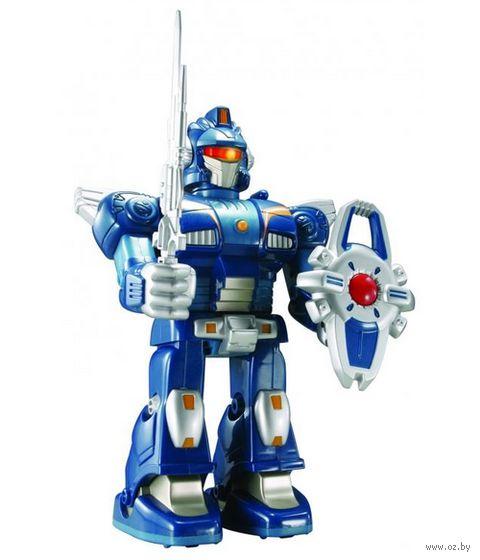 """Робот """"Синий воин"""" (со световыми эффектами) — фото, картинка"""