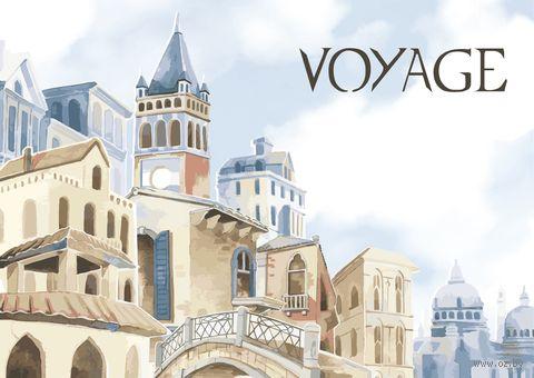 "Открытка ""Voyage"" — фото, картинка"