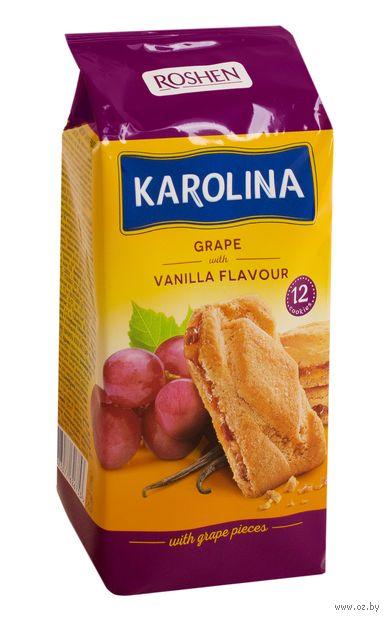 """Печенье """"Karolina. Виноград и ваниль"""" (225 г) — фото, картинка"""
