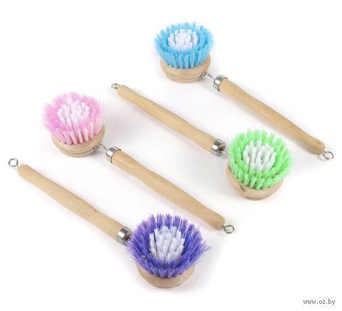 Щетка для мытья посуды (200 мм)