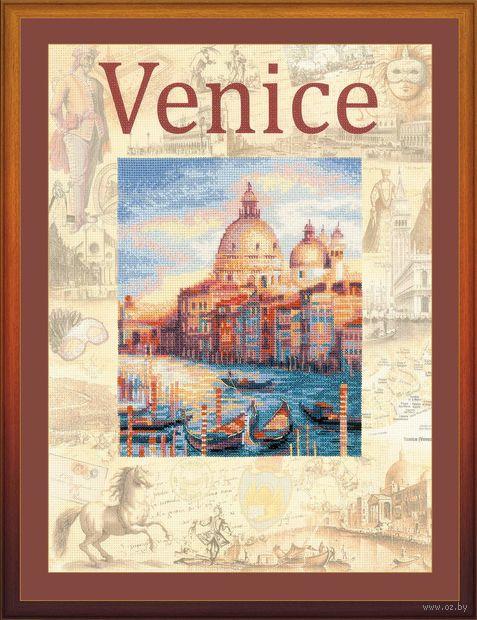 """Вышивка крестом """"Города мира. Венеция"""" (арт. 0030 РТ)"""