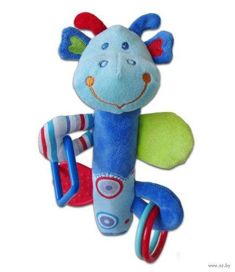 "Мягкая игрушка-пищалка ""Динозаврик"" (арт. 939295) — фото, картинка"
