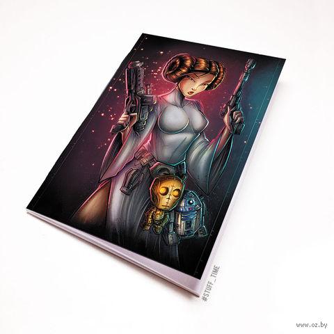 """Блокнот """"Звездные войны"""" (А5; арт. 915) — фото, картинка"""