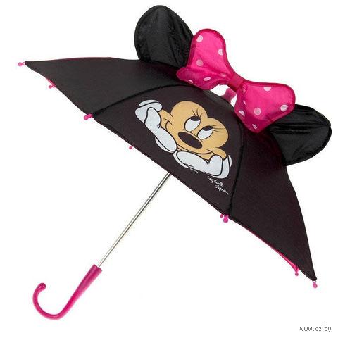 "Зонт-трость ""Минни Маус"" — фото, картинка"