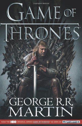 Game Of Thrones. Джордж Мартин