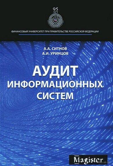 Аудит информационных систем. Аркадий Уринцов, Алексей Ситнов