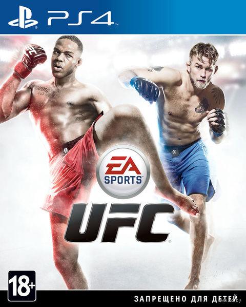 EA sports UFC [PS4]