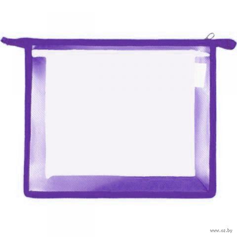 Папка для тетрадей А5 (фиолетовая)