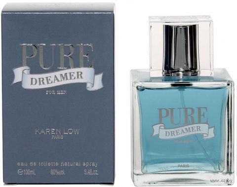 """Туалетная вода для мужчин """"Pure Dreamer"""" (100 мл) — фото, картинка"""