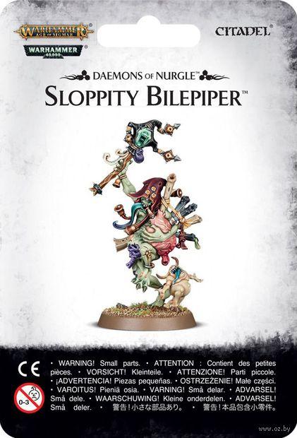 Warhammer Age of Sigmar. Daemons of Nurgle. Sloppity Bilepiper (83-44) — фото, картинка