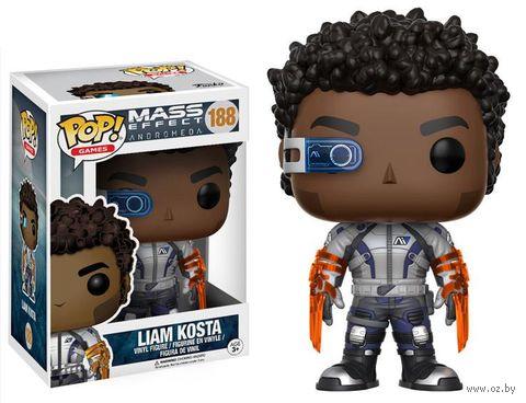"""Фигурка """"Mass Effect Andromeda. Liam Kosta"""" — фото, картинка"""