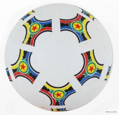 Мяч футбольный резиновый (арт. Т53097) — фото, картинка
