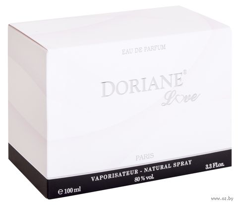 "Парфюмерная вода для женщин ""Doriane Love"" (100 мл) — фото, картинка"