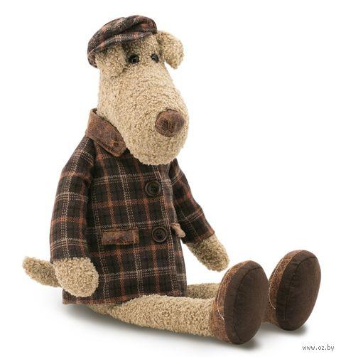 "Мягкая игрушка ""Пёс Мистер Ричи"" (35 см) — фото, картинка"