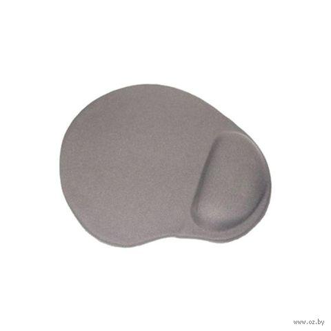 Коврик для мыши Buro BU-GEL/ (серый) — фото, картинка