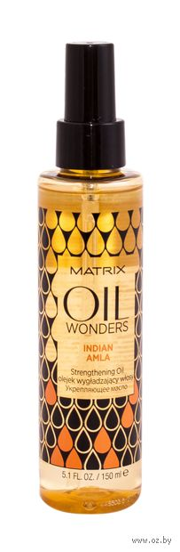 "Масло для волос ""Indian Amla"" (150 мл) — фото, картинка"