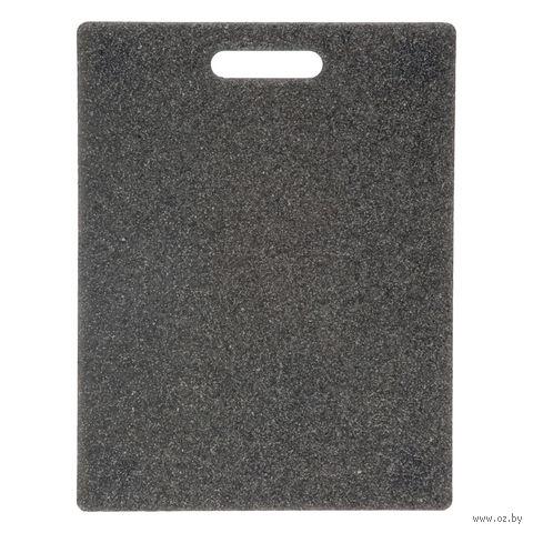Доска разделочная пластмассовая (270х360 мм)