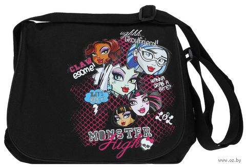 "Сумка ""Monster High. Граффити"""