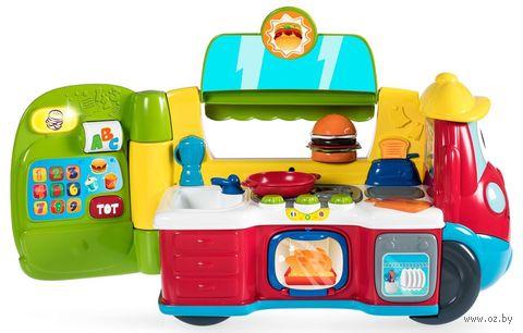 """Развивающая игрушка """"Говорящий фургон-кухня"""" — фото, картинка"""