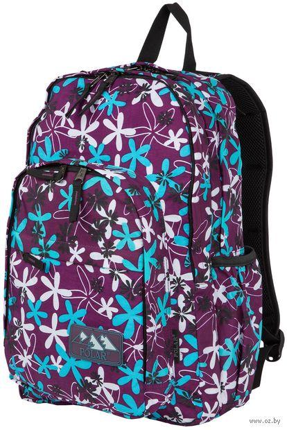 Рюкзак П3901 (15 л; фиолетовый) — фото, картинка