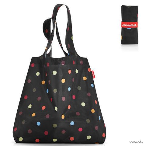 """Сумка складная """"Mini maxi shopper"""" (dots)"""