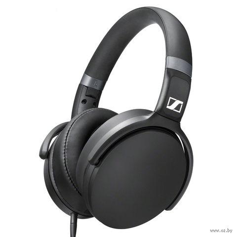 Гарнитура Sennheiser HD 4.30i (черная) — фото, картинка