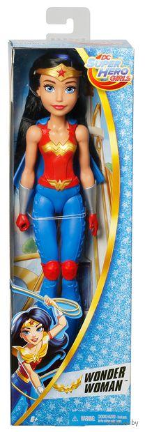 """Кукла """"DC Super Hero Girls. Чудо-Женщина на тренировке"""" — фото, картинка"""