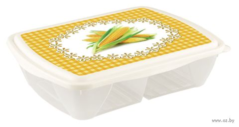"""Контейнер для хранения продуктов """"Рондо"""" (1,25 л) — фото, картинка"""
