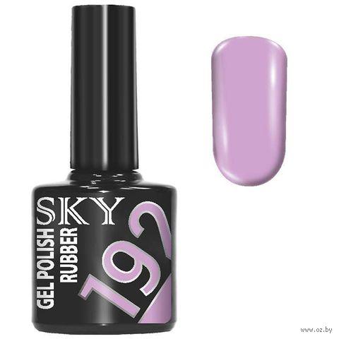 """Гель-лак для ногтей """"Sky"""" тон: 192 — фото, картинка"""