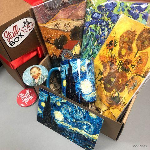 """Подарочный набор """"Винсент Ван Гог"""" — фото, картинка"""