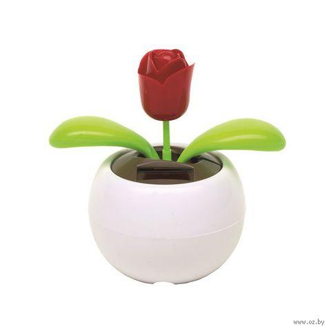 Цветок декоративный (роза)