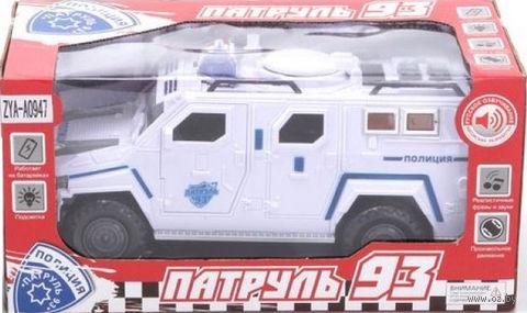 Полицейская машина (арт. ZYA-A0947) — фото, картинка