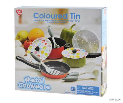 Набор детской посуды (арт. 6955) — фото, картинка