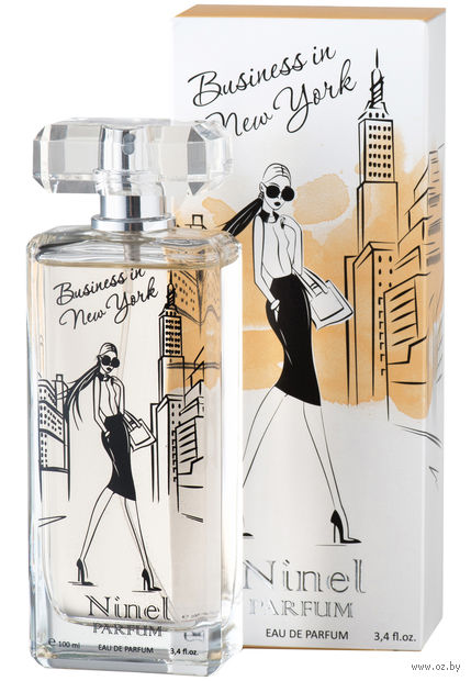 "Парфюмерная вода для женщин ""Business in New York"" (100 мл) — фото, картинка"