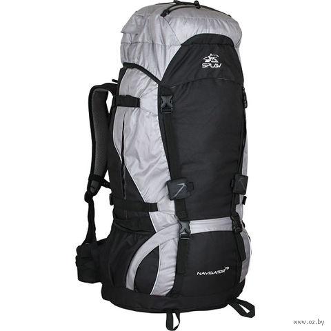 "Рюкзак ""Navigator 75"" (75 л; серый) — фото, картинка"