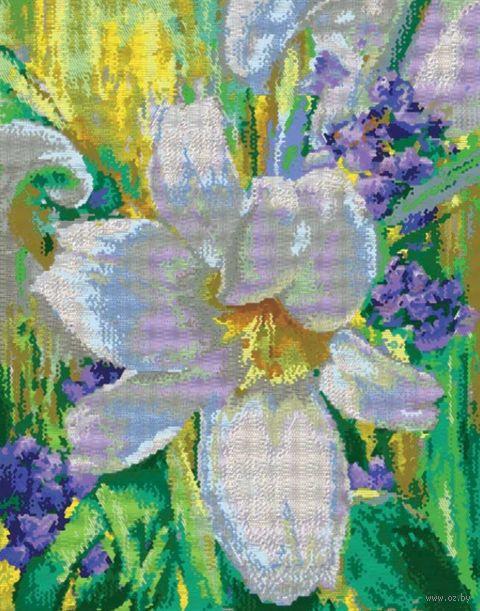 "Алмазная вышивка-мозаика ""Лилия"" (530х670 мм) — фото, картинка"