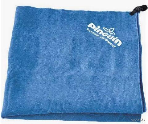 """Полотенце """"Towel Micro"""" (60x120 см; синее) — фото, картинка"""