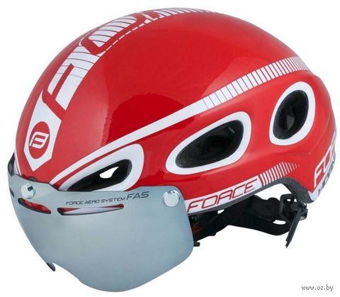 """Шлем велосипедный """"Hornet"""" (M; красный) — фото, картинка"""