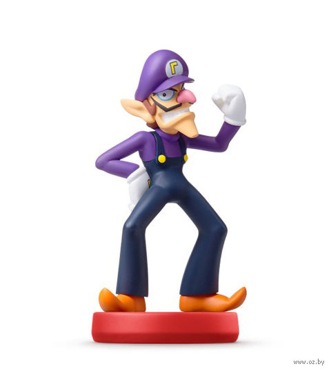 """Фигурка """"Amiibo - Валуиджи"""" (Super Mario Collection)"""