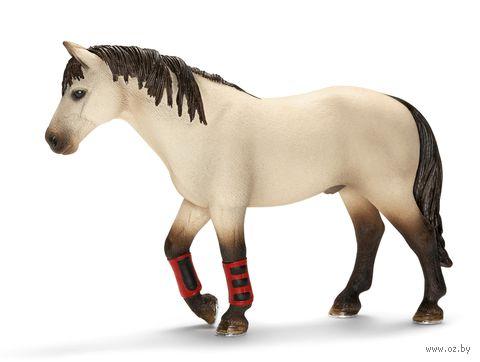 """Фигурка """"Лошадь на выездке"""" (9 см)"""