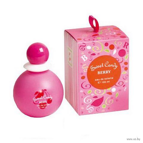 """Туалетная вода для женщин """"Sweet Candy Berry"""" (100 мл)"""