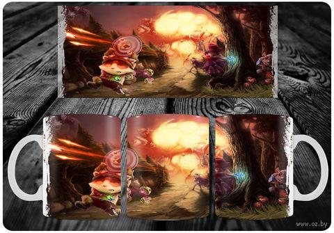 """Кружка """"League of Legends"""" (art. 2)"""