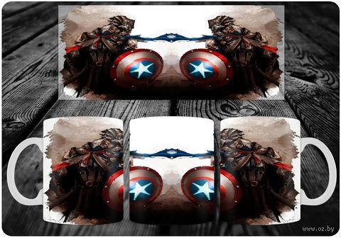 """Кружка """"Мстители"""" (арт. 13) — фото, картинка"""