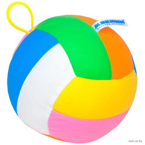 "Мягкая погремушка ""Мяч. Шалун"" — фото, картинка"