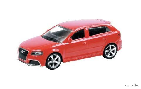 """Модель машины """"Audi RS3 Sportback 4"""" (масштаб: 1/43)"""