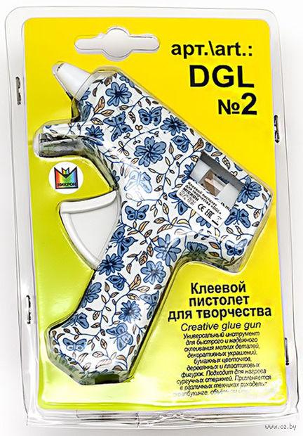 Клеевой пистолет для творчества (арт. DGL 02) — фото, картинка