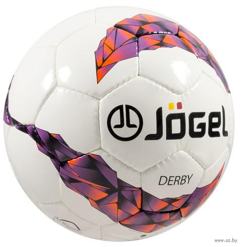 """Мяч футбольный Jogel JS-500 """"Derby"""" №4 — фото, картинка"""