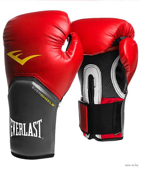 "Перчатки боксёрские ""Pro Style Elite"" (12 унций; красные; арт. 2112E) — фото, картинка"