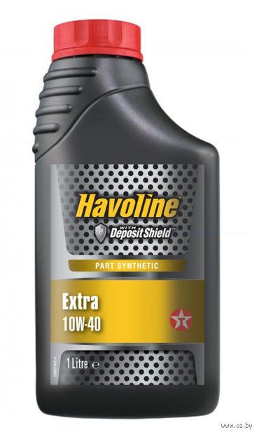 "Масло моторное ""Havoline Extra"" 10W-40 (1 л) — фото, картинка"
